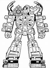Coloring Robots Pages Steel War Trending Days Last sketch template