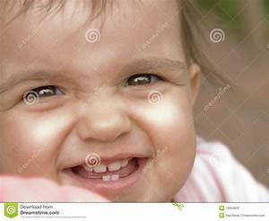 Baby Smile Face Stock Photos - Image: 10654623