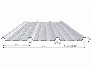 Tole Bac Acier Isolante : toles bac acier offres avril clasf ~ Melissatoandfro.com Idées de Décoration