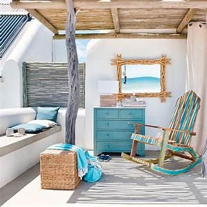 Decoration Chambre Style Marin : meubles d co d int rieur bord de mer maisons du monde ~ Zukunftsfamilie.com Idées de Décoration