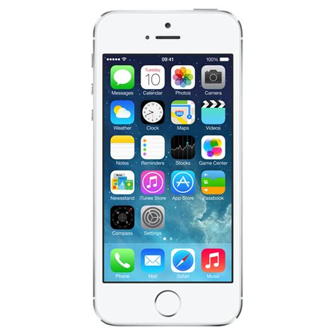iphone 5s 16gb silver pay monthly 4g phones ee