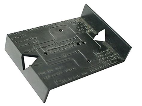 kitchen cabinet hinge mounting plates jig template for kitchen bedroom bathroom cabinet hinges