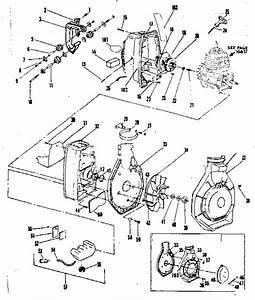 Craftsman Gas Power Blower Parts