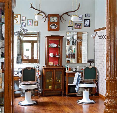 peluquerias vintage en barcelona diario de viaje