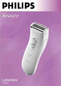 Philips Hp 6302 Electric Shaver   Razor Download Manual For