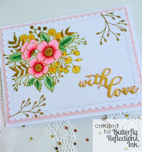 love ruby  images greeting card craft
