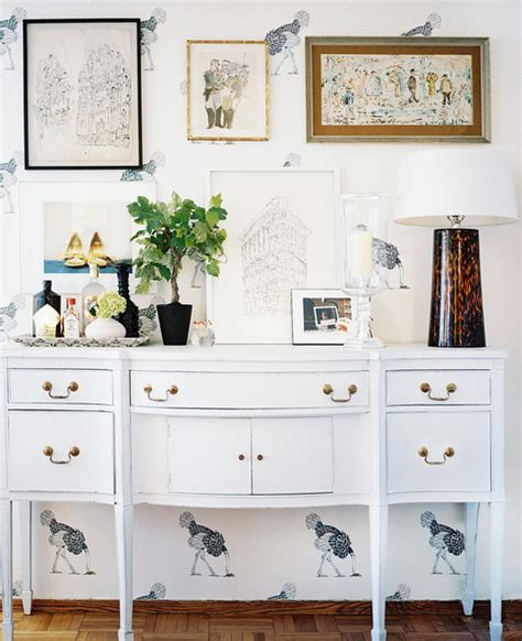 How To Decorate A Credenza by Decorate Sideboard Dining Room Buffets And Servers Dining