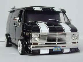 Chevrolet Chevy Van Models