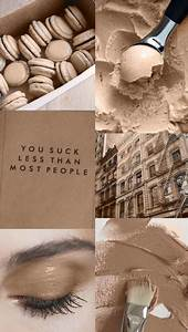 beige brown aesthetic | Tumblr