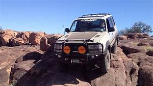 Toyota Land Cruiser Fj80 Off Road Katemacy Rocks