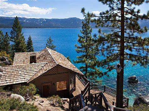 lake tahoe cabin howard hughes lake tahoe estate 19 5m business insider