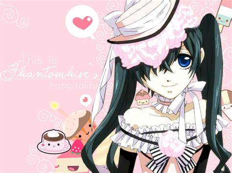 Kawaii Anime Wallpaper - kawaii anime images kawaii ciel anime hd wallpaper and