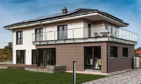 Stadtvilla Modern Mit Anbau by Stadtvilla Mit Anbau F 252 R Einliegerwohnung B 252 Ro