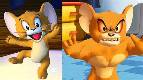 tom  jerry war   whiskers jerry  monster
