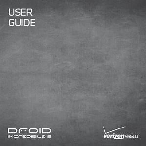 Download  Droid Incredible 2 User Manual