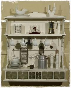 Wandregal Küche Vintage : ber ideen zu shabby chic k che auf pinterest shabby chic deko shabby chic und shabby ~ Sanjose-hotels-ca.com Haus und Dekorationen