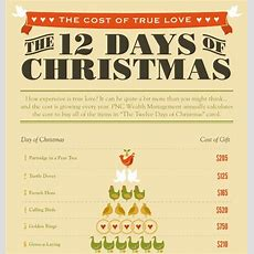 Top 5 Christmas Cards Infographics