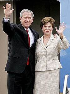 George And Laura Bush Will Attend Trump39s Inauguration