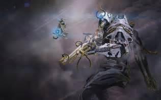 Warframe Ash Prime
