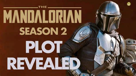 Dave Filoni Reveals the Plot for The Mandalorian Season 2 ...