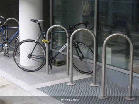 Inverted U Rack  Cycleworks Limited  Bike Lockers