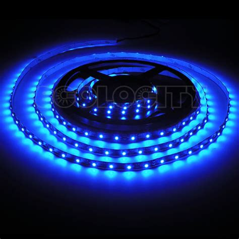ul recognized ribbon led light blue 118 quot 3m