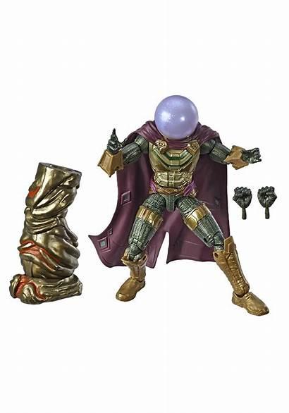 Mysterio Marvel Legends Figure Action