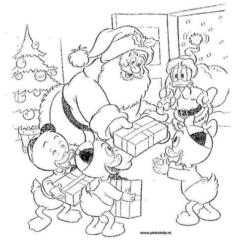 Kerst Kleurplaten Donald Duck by Gratis Kleurplaten Gids Zoek De Leukste Kleurplaat