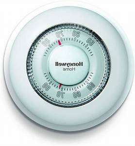 Honeywell Yct87k1003 Round Heat Only Manual Thermost
