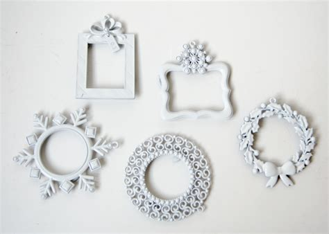 photo frame ornament craftaholics anonymous 174 5 easy crafts with ornament frames
