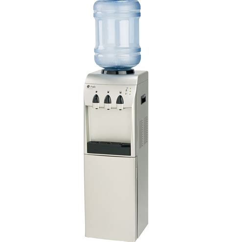 ge profile energy star qualified hot  cold  standing water dispenser pxcfrbs ge
