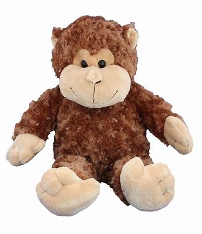Monkey Teddy Bear Mookey Curly Stuffed Animal