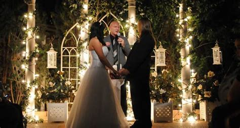 las vegas outdoor weddings daytime garden wedding packages