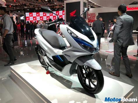Pcx 2018 Photo by 2018 Honda Pcx Electric Scooter Best Photos And