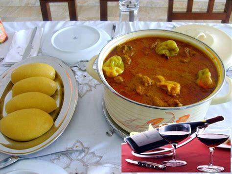 recette de cuisine ivoirienne foutou banane avec sauce graine cote d 39 ivoire cuisine