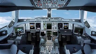 Cockpit Airplane Wallpapers Nadyn источник Biz A380