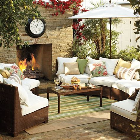 gorgeous patio furniture on a budget home decor ideas 15 cozy outdoor living space home design and interior