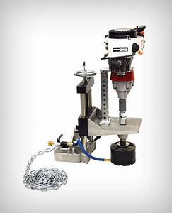 The Hardest Working Large Diameter Hole Cutter System