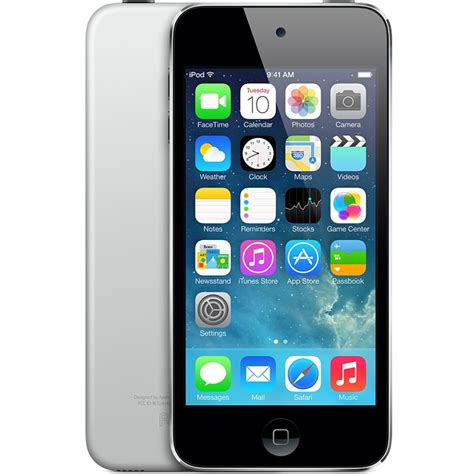 Ipod Touch 5th Generation Blue 32gb