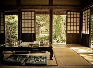 Architecture Japonaise Traditionnelle : architecture d couvrez la maison traditionnelle japonaise ~ Melissatoandfro.com Idées de Décoration
