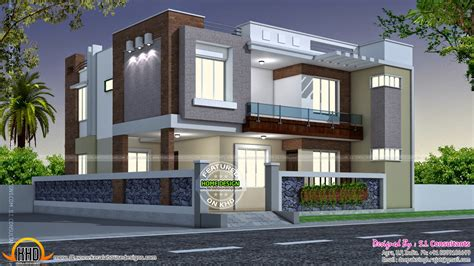 square floor plans for homes modern style indian home kerala home design and floor plans