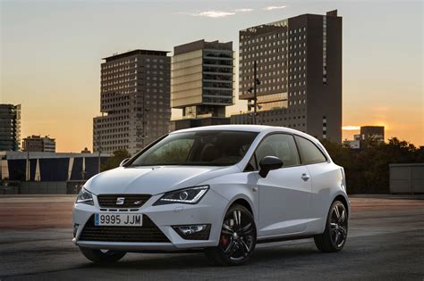 2018 Seat Ibiza Cupra Does 100 Kmh In 67s Thanks To 18l