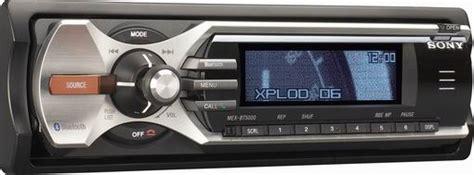Sony's Bluetooth Car Stereo