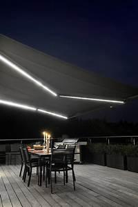 Eclairage Moderne : eclairage led store ext rieur pour terrasse clairage pergola modern pergola patio et ~ Farleysfitness.com Idées de Décoration
