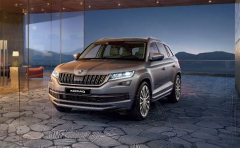 Skoda Kodiaq Laurin & Klement Launched In India, Priced At