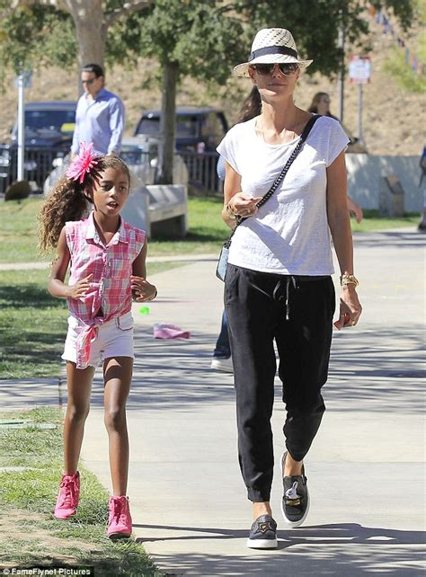 Heidi Klum Spends Quality Time With Daughter Lou They