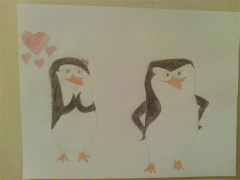 Kat Penguins Of Madagascar Fan Art 34557687 Fanpop