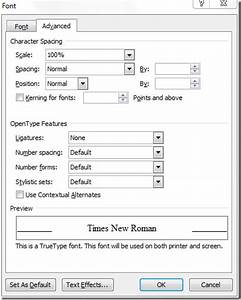change default font settings styles in word 2010 With change word default template