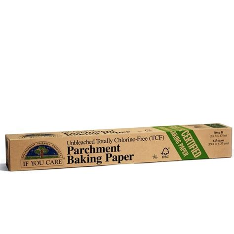 paper baking parchment unbleached packaging sheets nz