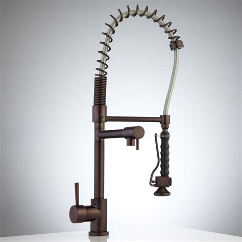 industrial style kitchen faucet industrial style kitchen faucets